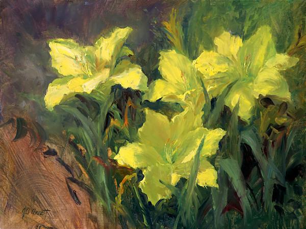 Day Lilies, Joe Anna Arnett