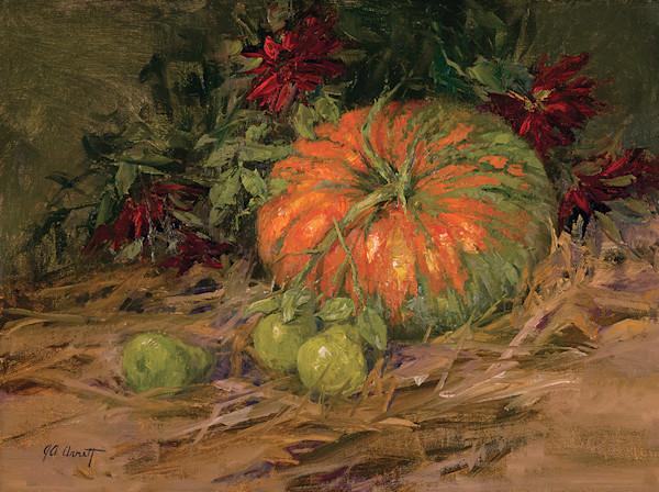 Seasons Change, Joe Anna Arnett