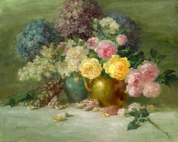 Antique Roses, Joe Anna Arnett
