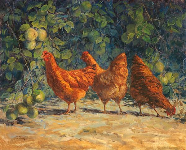Into The Orchard, Joe Anna Arnett