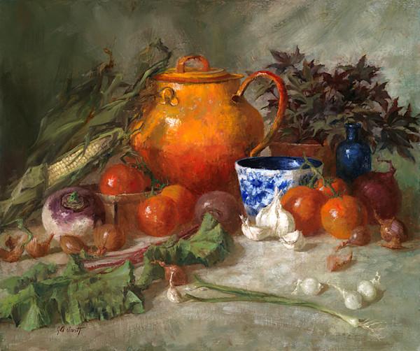 Vegetable Soup, Joe Anna Arnett
