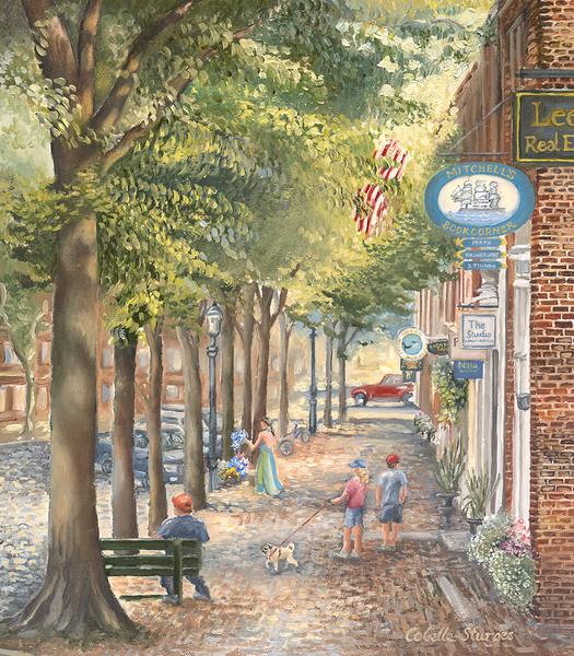 Main Street Nantucket
