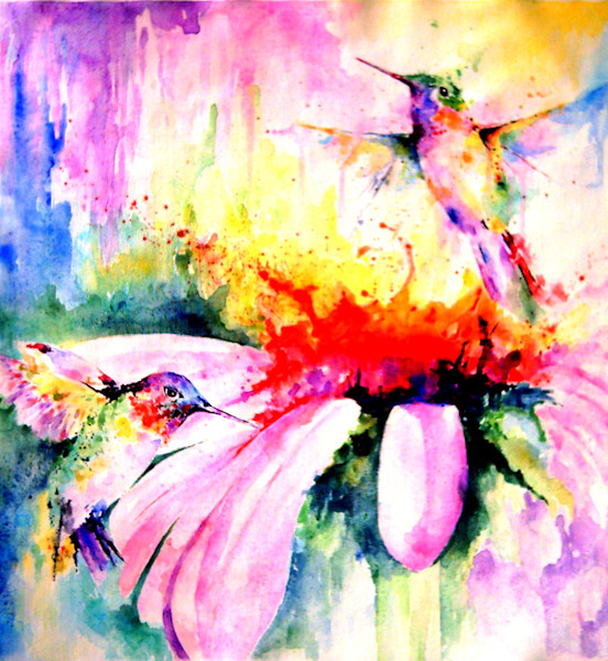 Watercolor original paintings and fine art prints for sale.