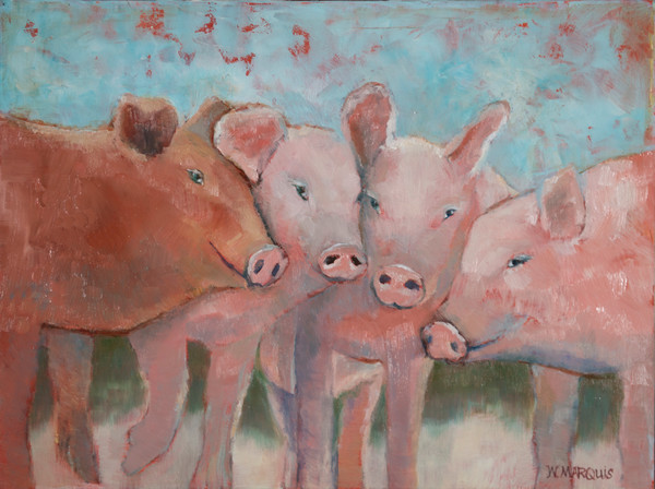 Piggy Huddle