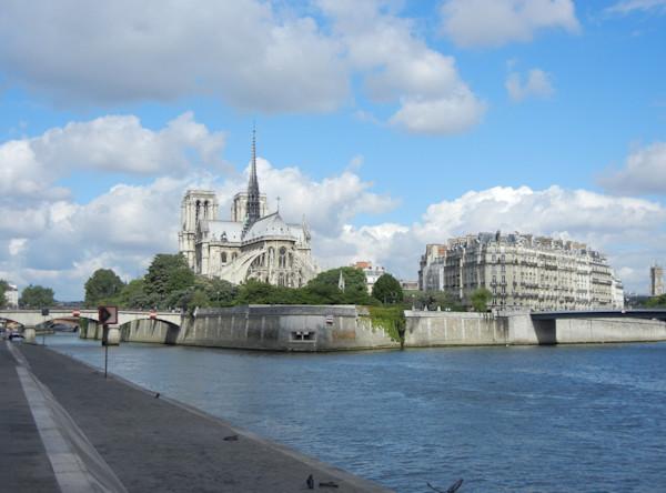 Notre Dame Skyline