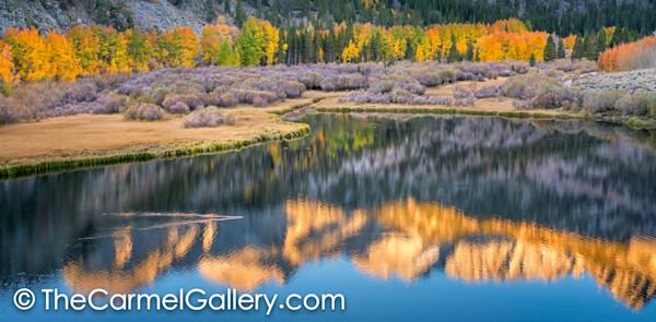 Sunrise Reflections, Eastern Sierra