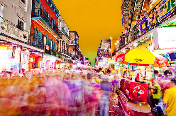 Mardi Gras Carnival New Orleans Photography Travel