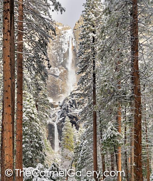 Upper & Lower Yosemite Falls
