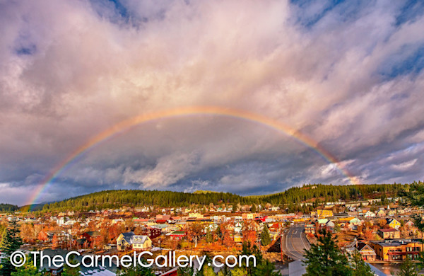 Clearing Storm, Downtown Truckee