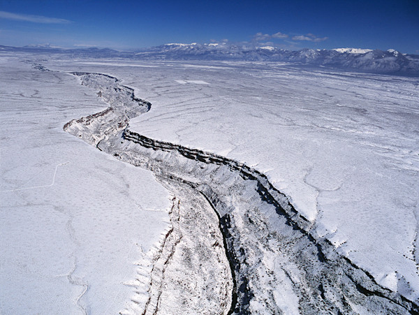 Winter Gorge