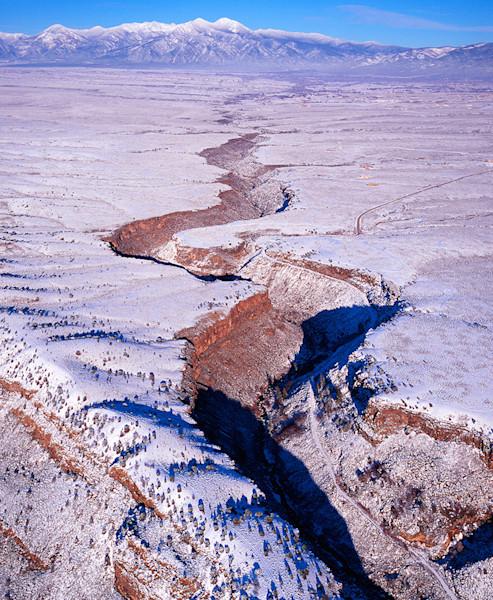 Rio Pueblo Gorge