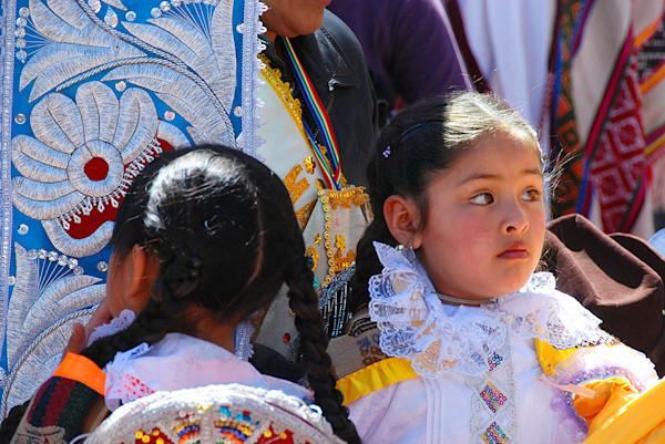 Pisaq Festival Girl