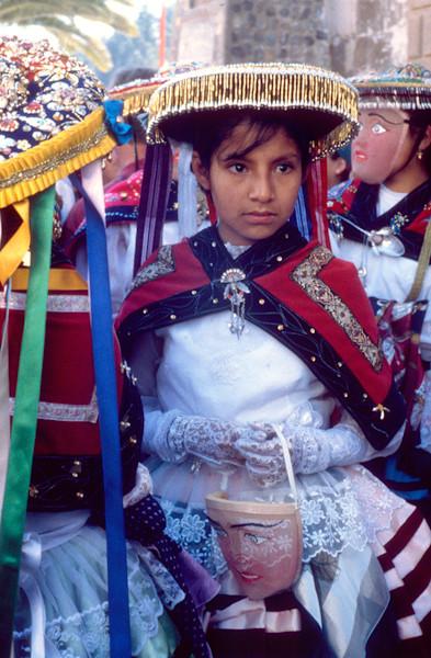 Paucartambo Girl