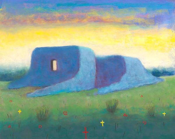 Pecos Ruin