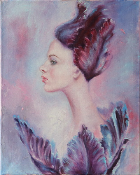 Original Oil Painting by Natasha Holland-Zaharova at Prophetics Gallery