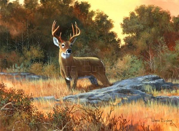 Autumn Gold-Wade Butler Studios/Wade Butler Art