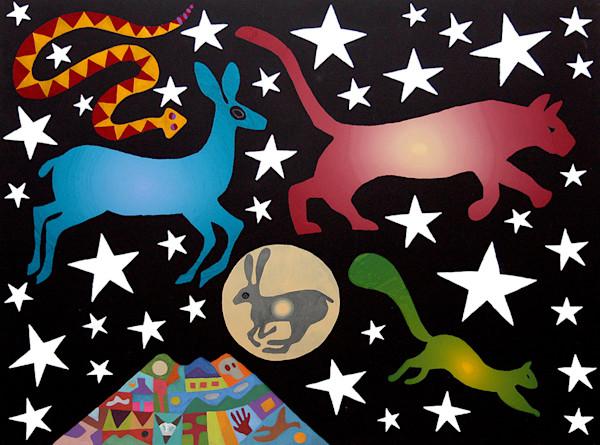 Taos Mountain Constellation