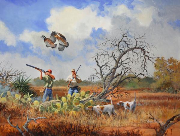 Quail Hunt