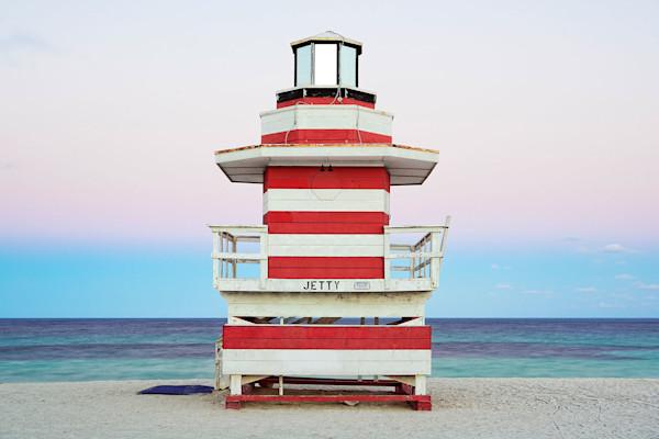 Lifeguard Stations