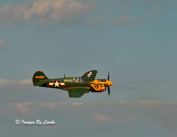 Curtus P-40 Warhawk