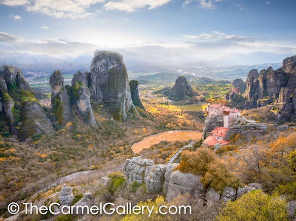 Afternoon Light Meteora