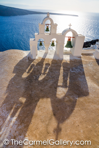 Bells of Santorini