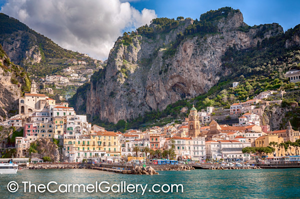 Amalfi Morning