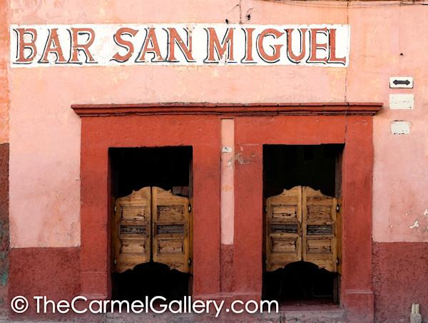 Bar San Miguel
