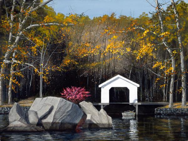 Lillanonah Boat House