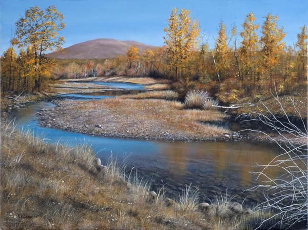 Idaho Autumn