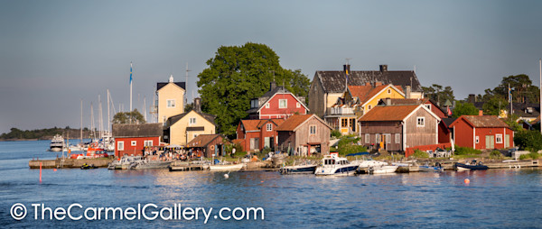 Sandhamn Evening