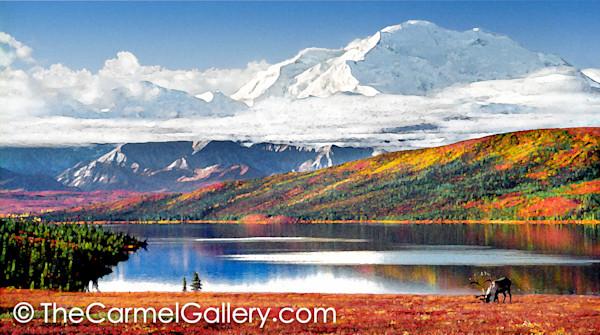 Autumn at Wonder Lake