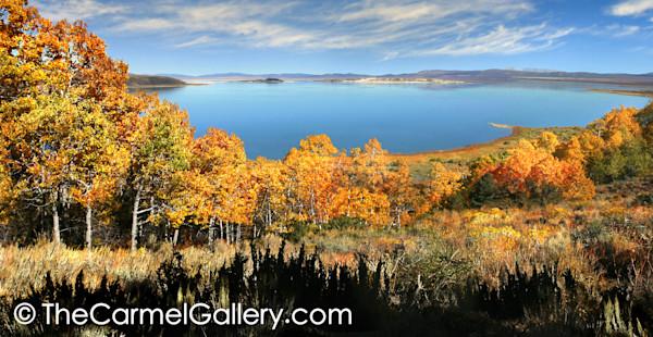 Mono Lake in Autumn
