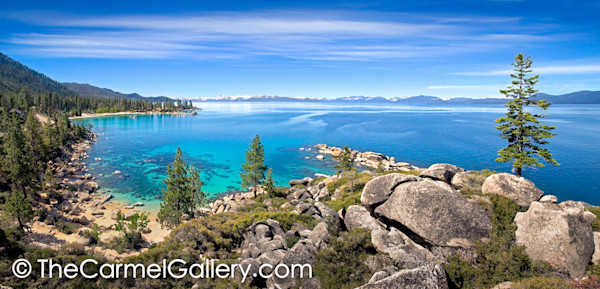 Beautiful fine art prints of Lake Tahoe