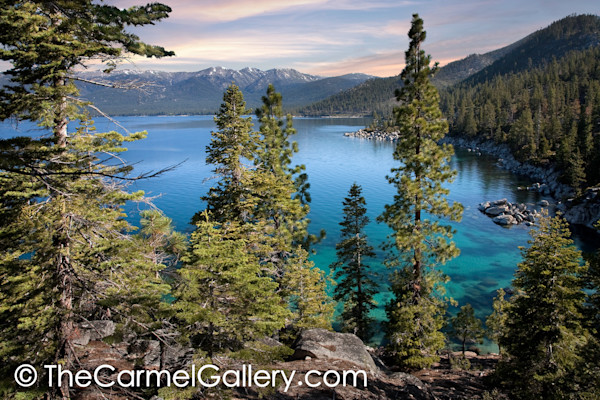 Lake Tahoe by Olof Carmel