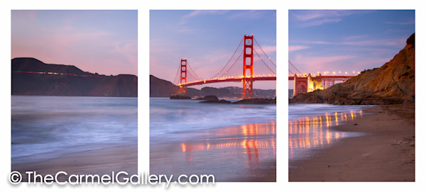 Golden Gate Reflection ALL