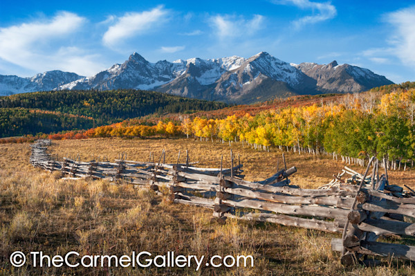 Autumn Rocky Mountains