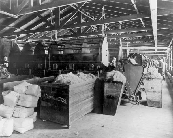 Hat Factory Blending & Blowing Process