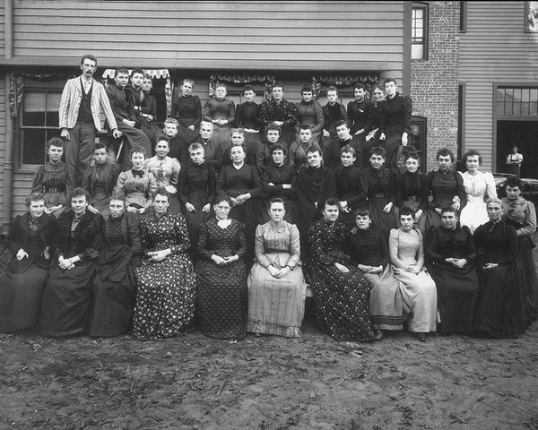 Mallory Hat Factory Trimming Crew