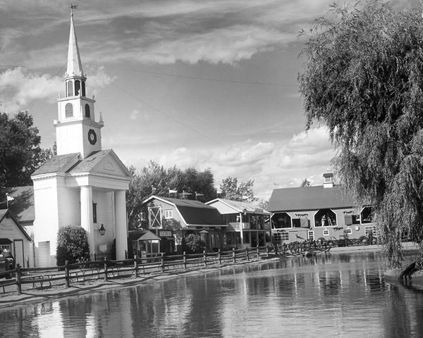 The New England Village