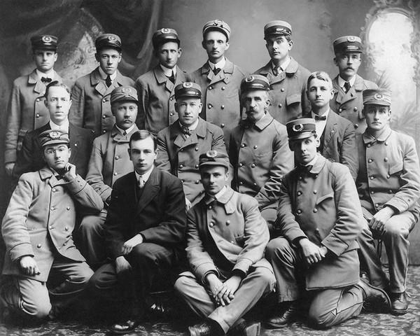 Danbury Post Office Workers