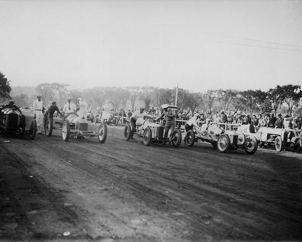 Raceway Start