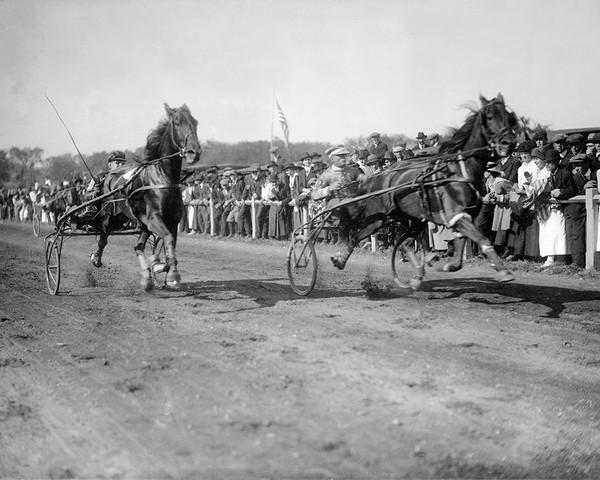 Danbury Fair Race Track