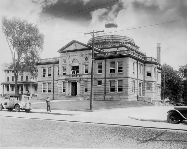 Fairfield County Court House