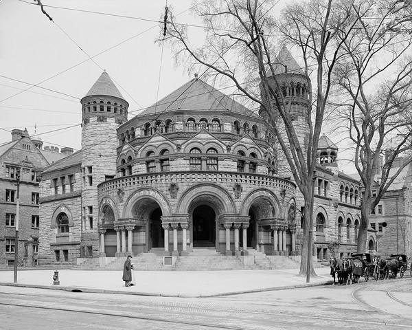 Osborn Hall, Yale University