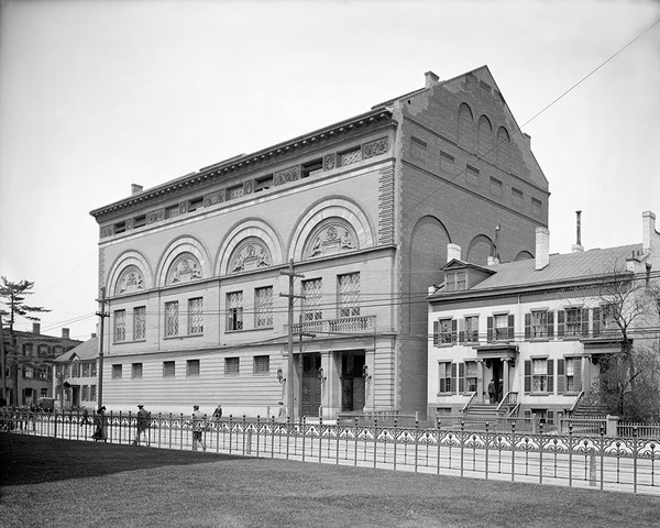 Yale University Gymnasium