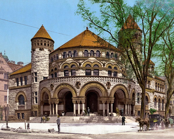 Osborn Hall, Yale College