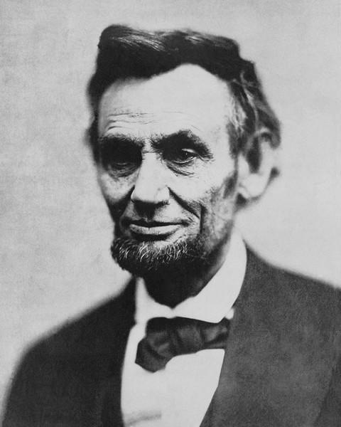 Abraham Lincoln's Last Portrait