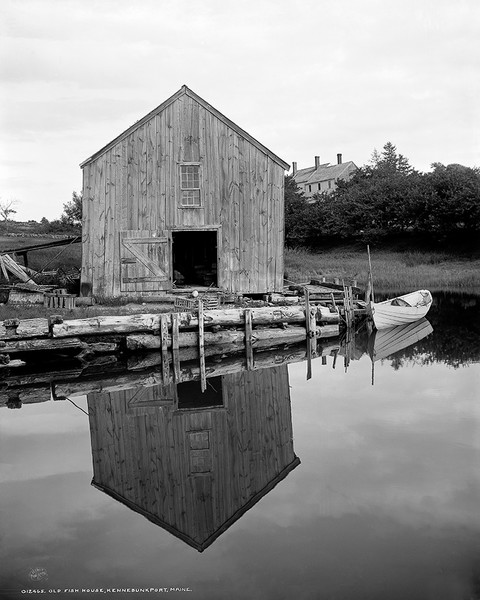 Old Fish House, Kennebunkport, Maine