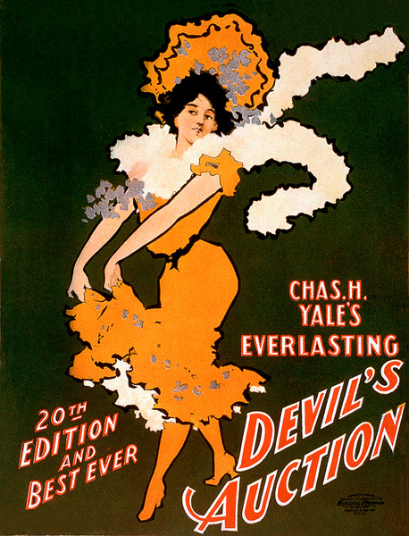 Chas. H. Yale's Everlasting Devil's Auction